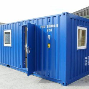 Container văn phòng 20 feet 1