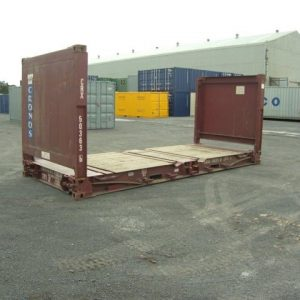 Container Flat Rack