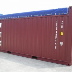 Container open top 20 feet 1