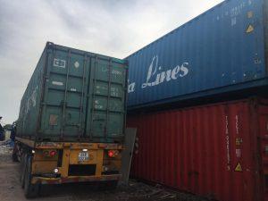 Vận chuyển Container đến Biên Hòa