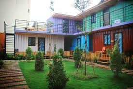 Homestay_container