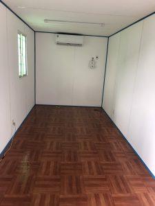 nội thất Cont 20 feet Văn phòng