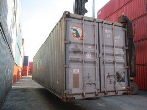 Container 40 feet giá rẻ chất lượng