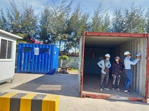Container tại Vũng Tàu