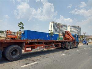 Container tại Thủ Dầu Một - Bình Duong